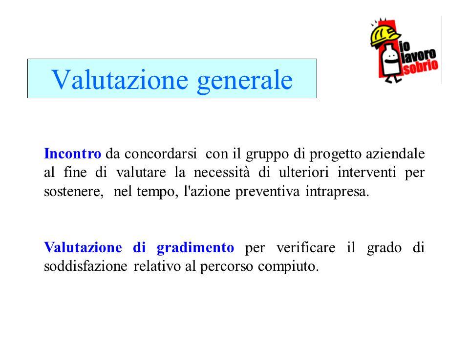 Valutazione generale
