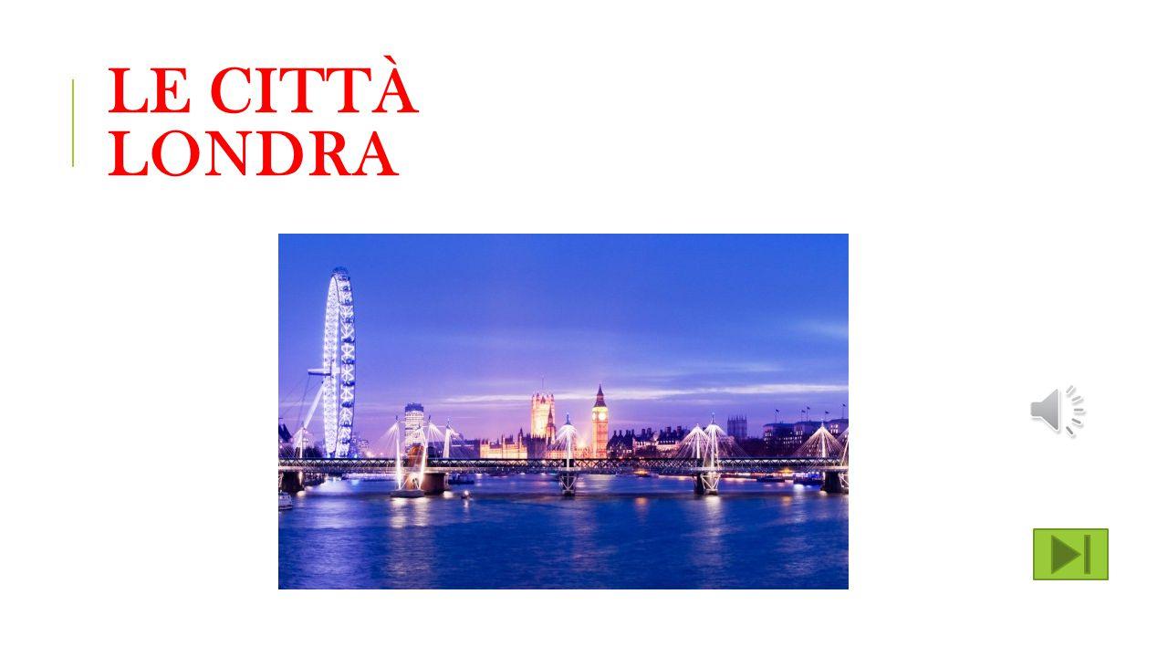 Le città Londra