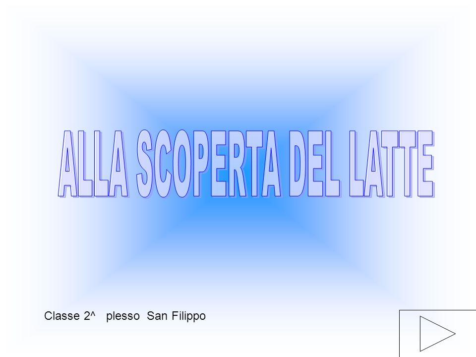 ALLA SCOPERTA DEL LATTE