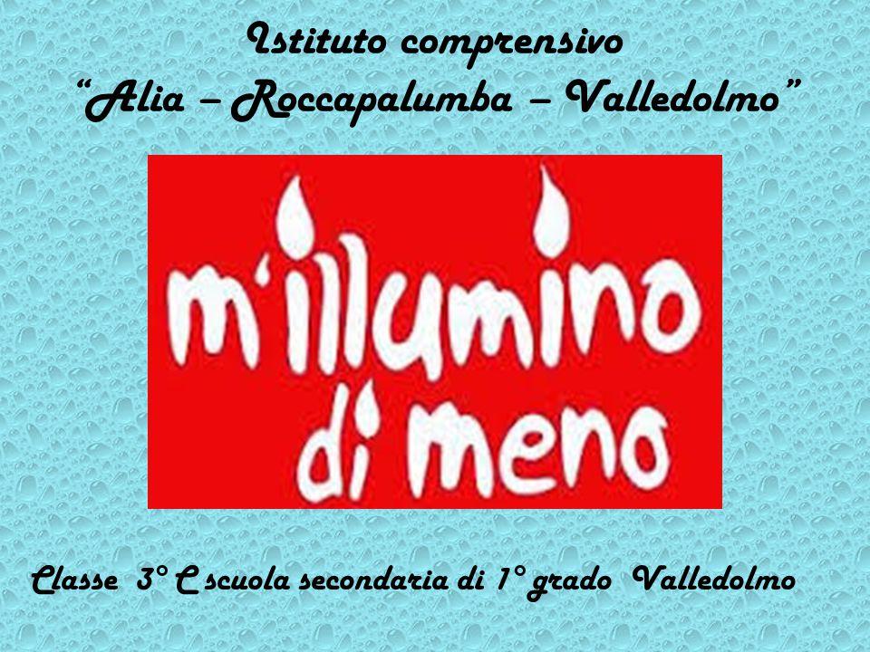 Istituto comprensivo Alia – Roccapalumba – Valledolmo