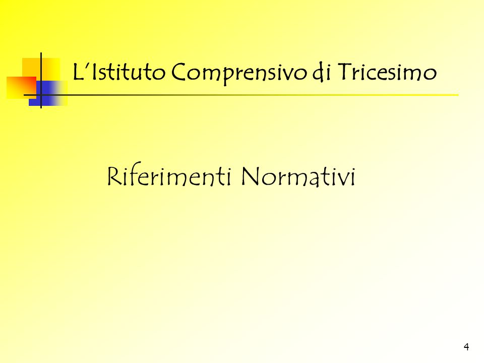 L'Istituto Comprensivo di Tricesimo