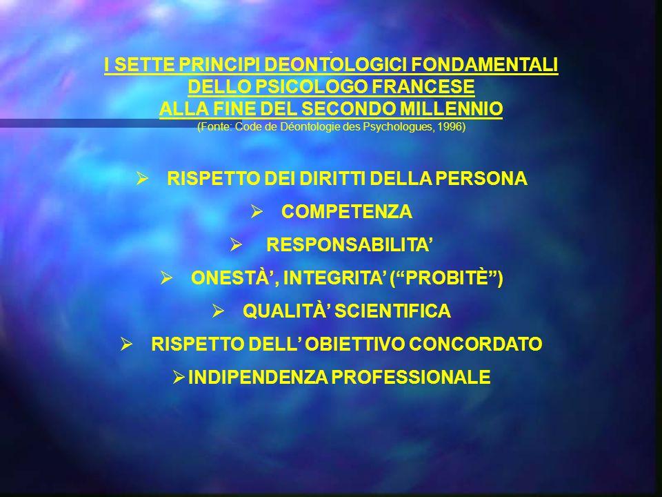 DELLO PSICOLOGO FRANCESE
