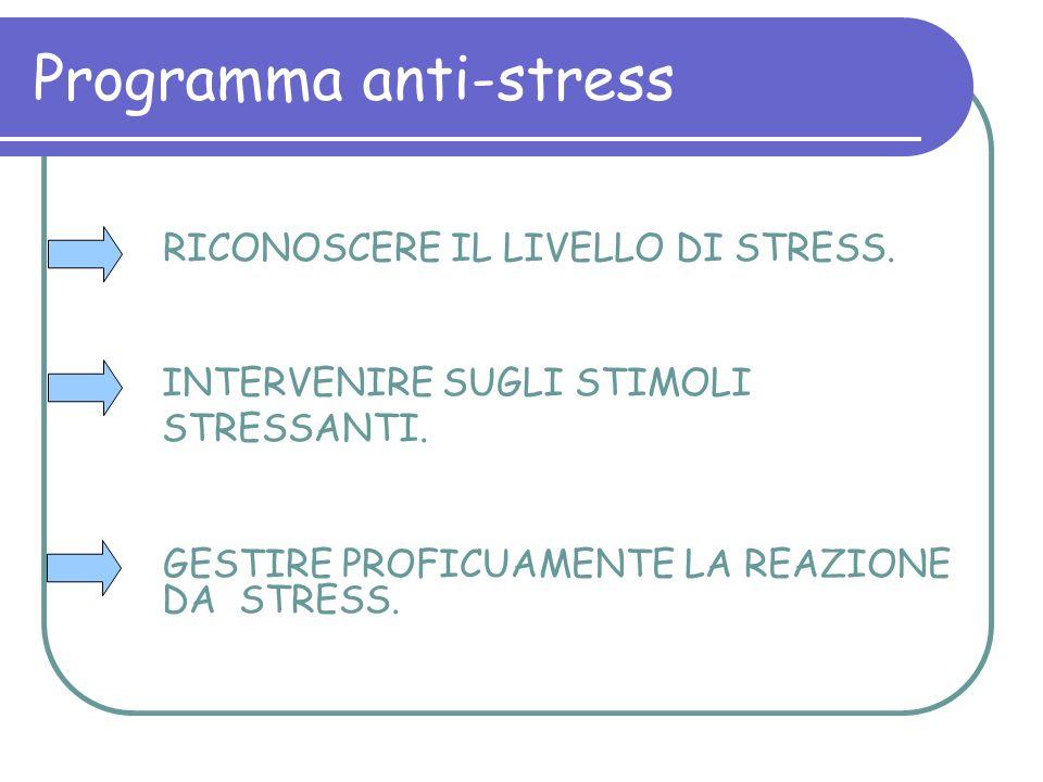 Programma anti-stress