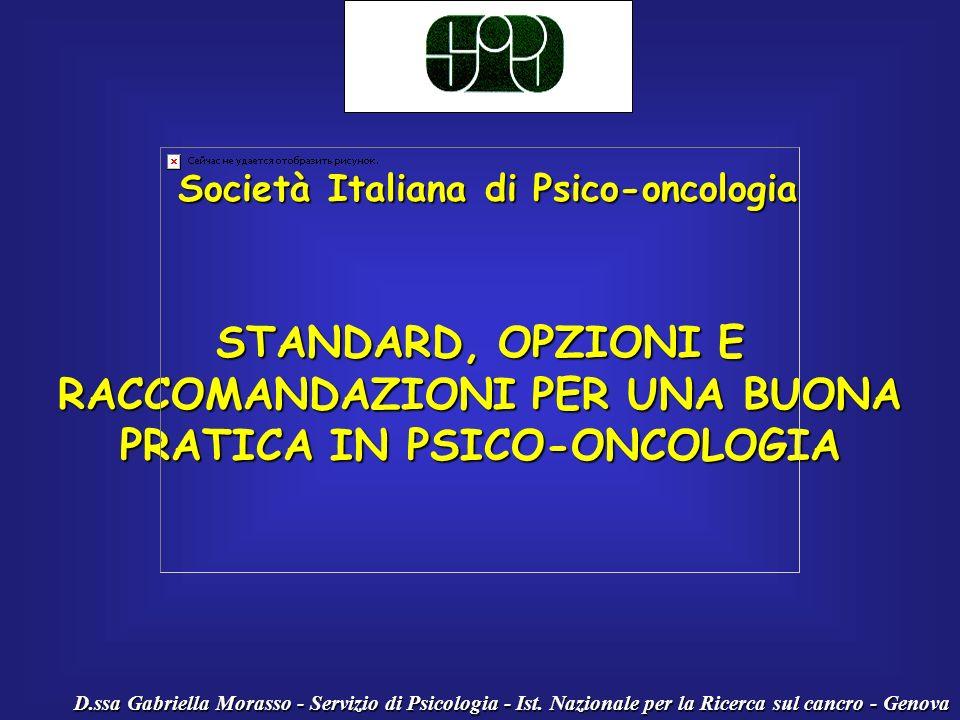 Società Italiana di Psico-oncologia
