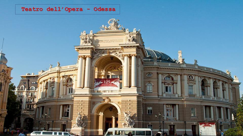 Teatro dell'Opera - Odessa