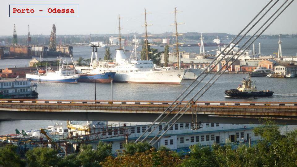 Porto - Odessa