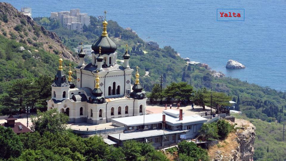 Sebastopoli Yalta