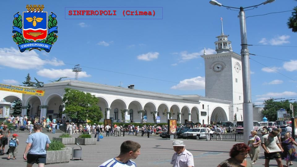 SINFEROPOLI (Crimea)
