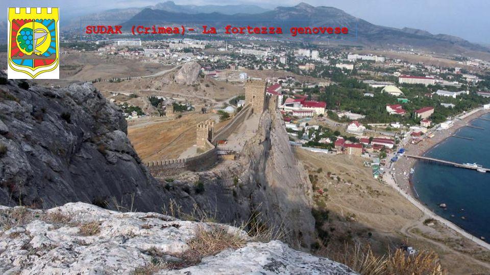 SUDAK (Crimea)- La fortezza genovese
