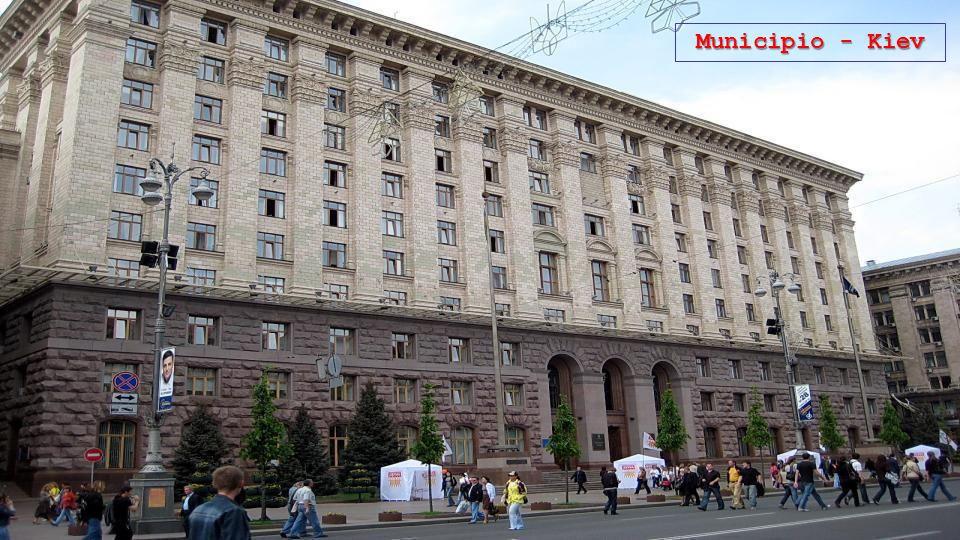 Municipio - Kiev