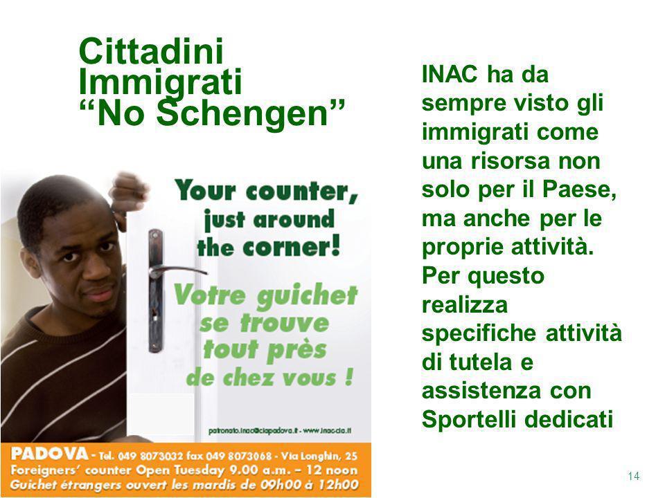 Cittadini Immigrati No Schengen