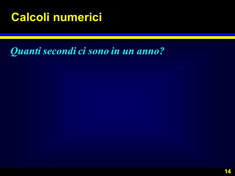Calcoli numerici flavio waldner fisica udine for Quanti deputati ci sono