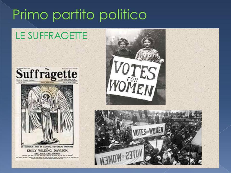 Primo partito politico