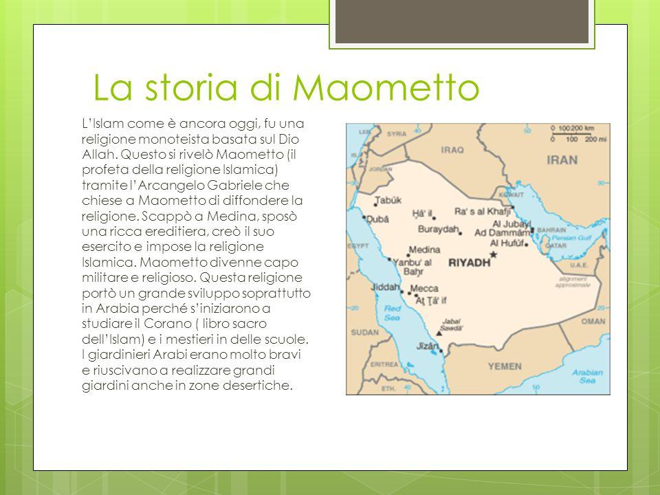 La storia di Maometto