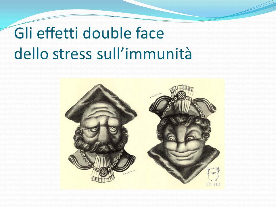 Gli effetti double face dello stress sull'immunità