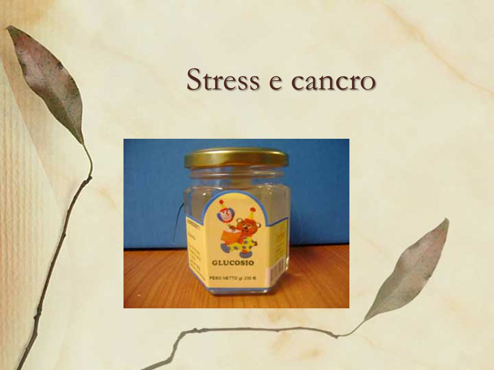 Stress e cancro