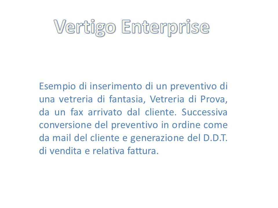 Vertigo Enterprise