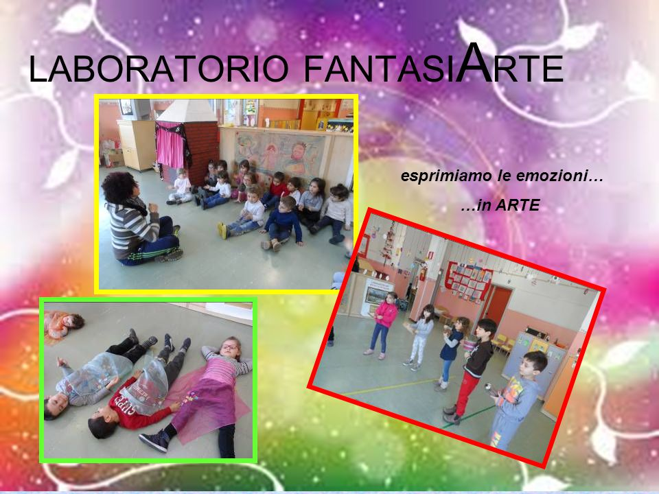 LABORATORIO FANTASIARTE