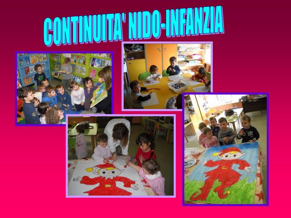 CONTINUITA NIDO-INFANZIA