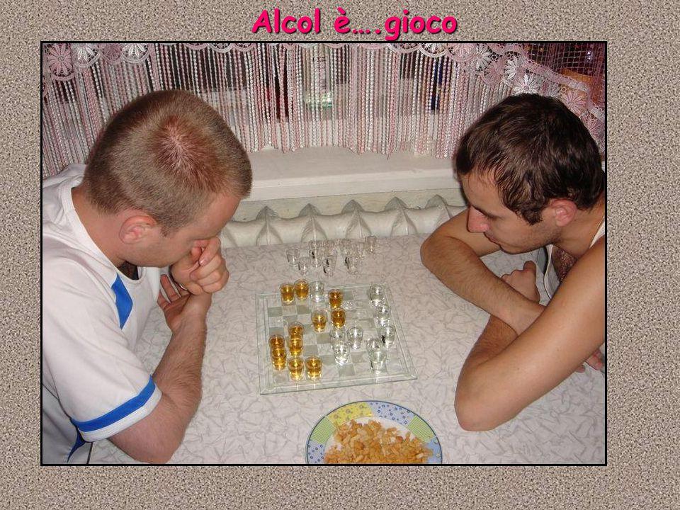 Alcol è….gioco