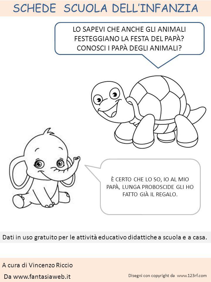 Famoso SCHEDE SCUOLA DELL'INFANZIA - ppt video online scaricare HO96