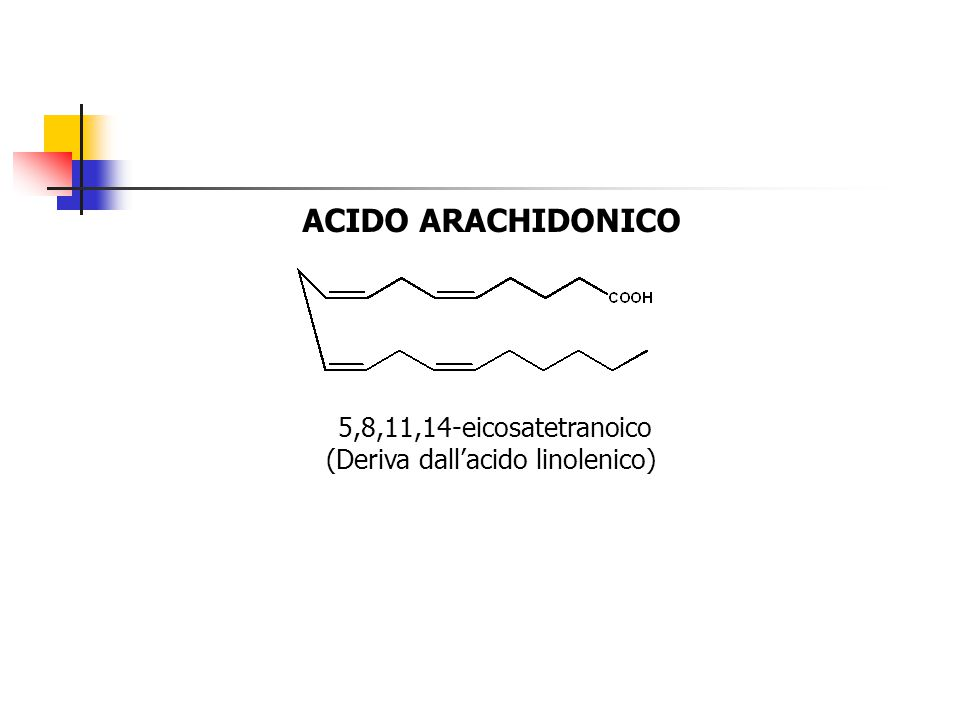 (Deriva dall'acido linolenico)