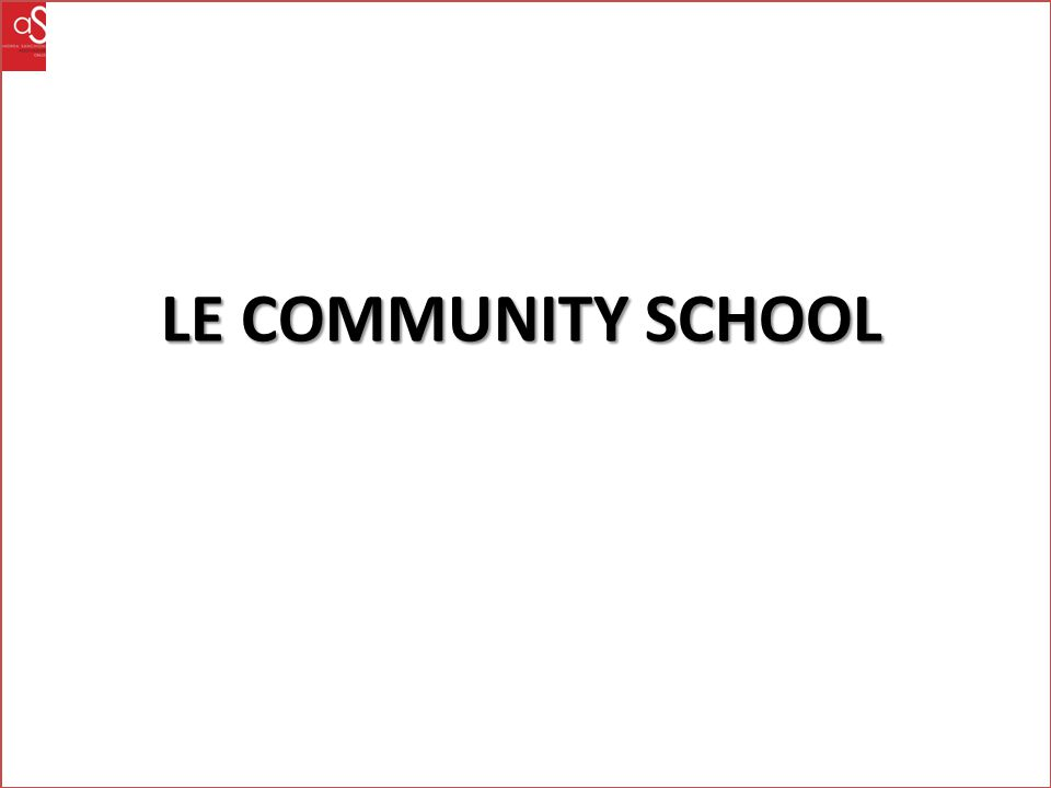 LE COMMUNITY SCHOOL