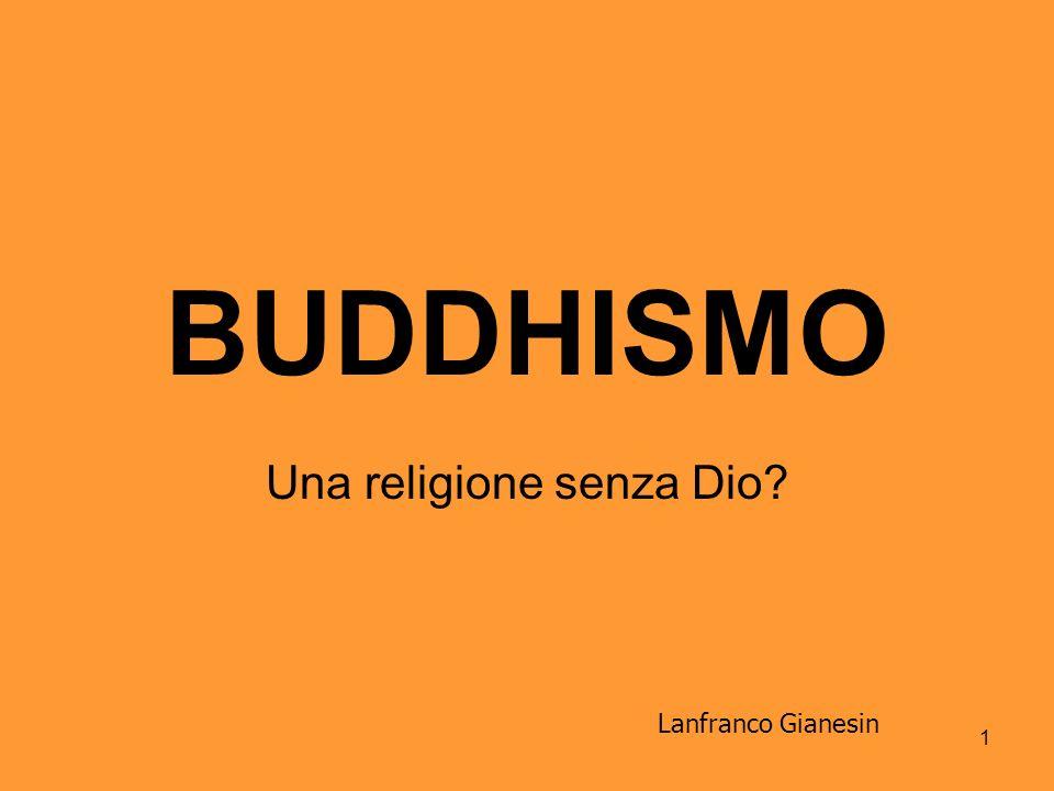 Una religione senza Dio