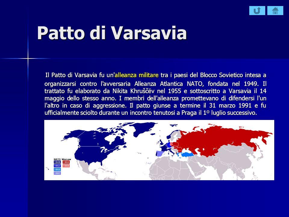 Patto di Varsavia