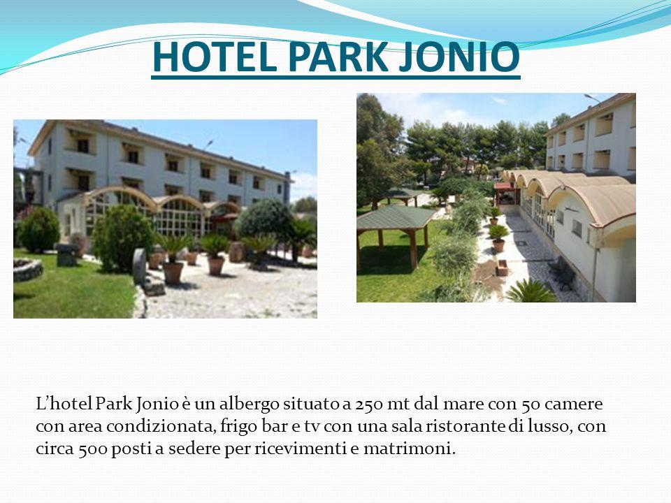 HOTEL PARK JONIO