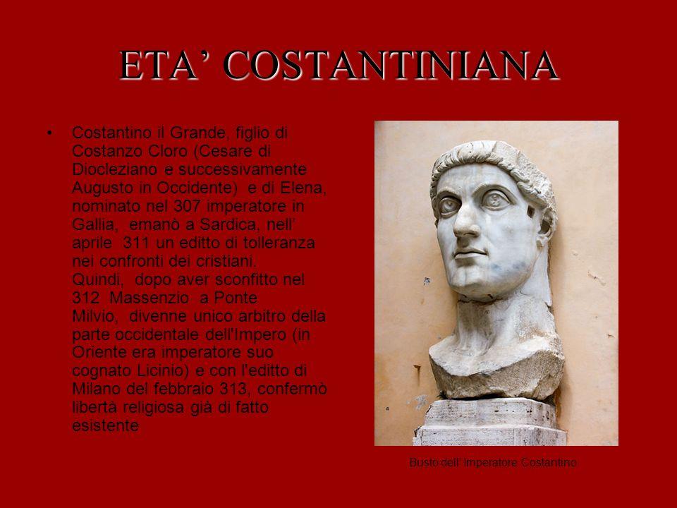 ETA' COSTANTINIANA
