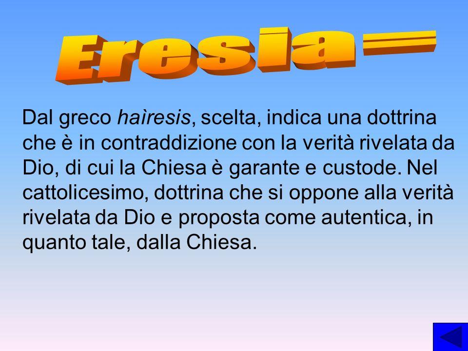 Eresia=