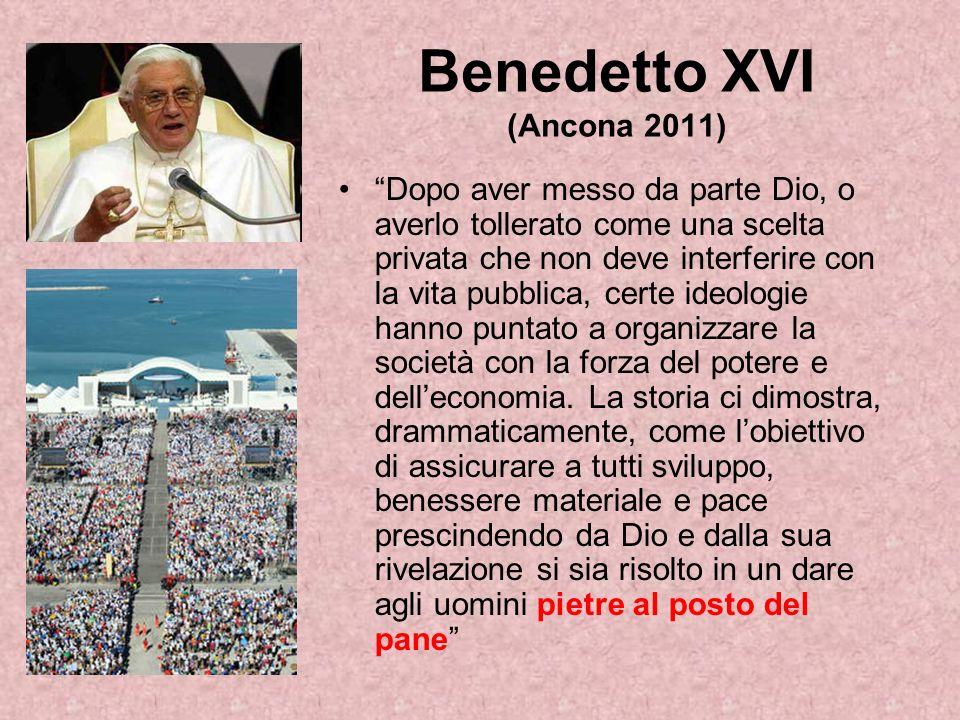 Benedetto XVI (Ancona 2011)