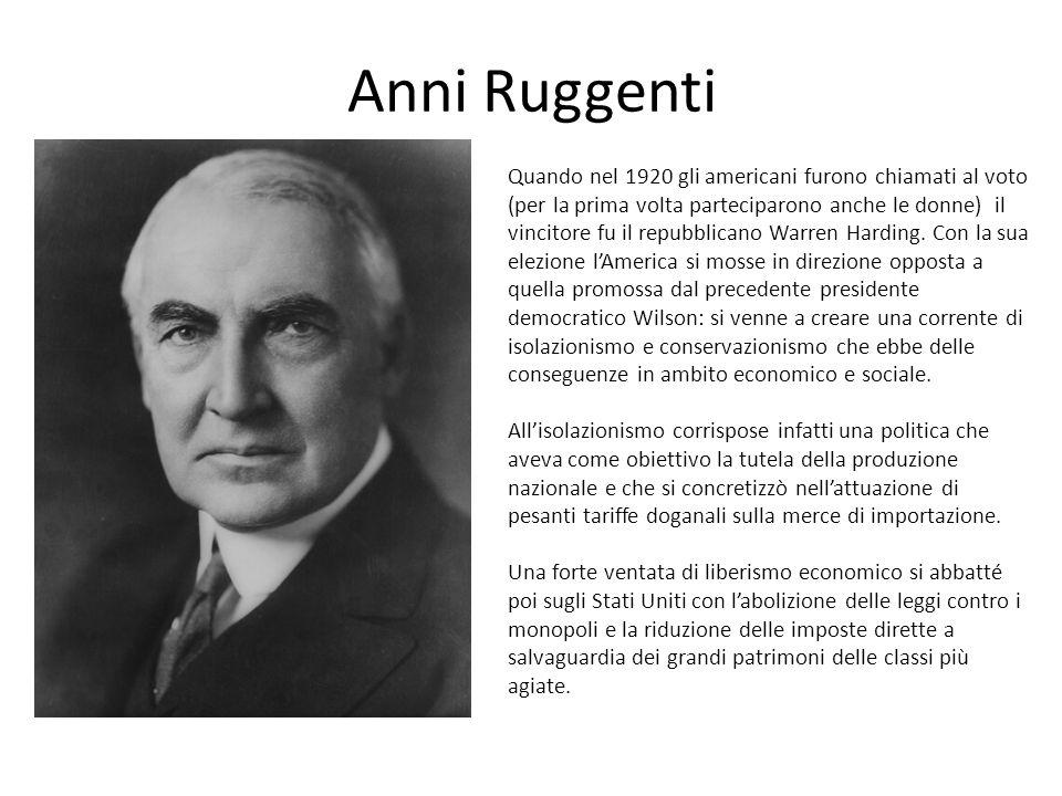 Anni Ruggenti
