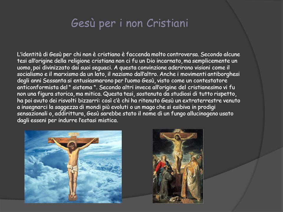 Gesù per i non Cristiani