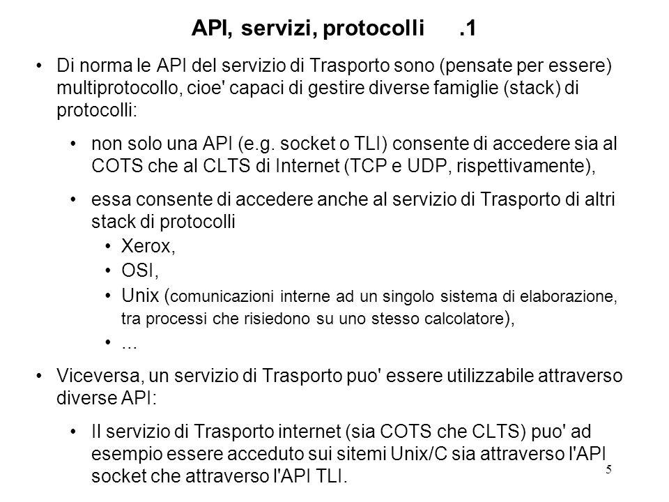 API, servizi, protocolli .1