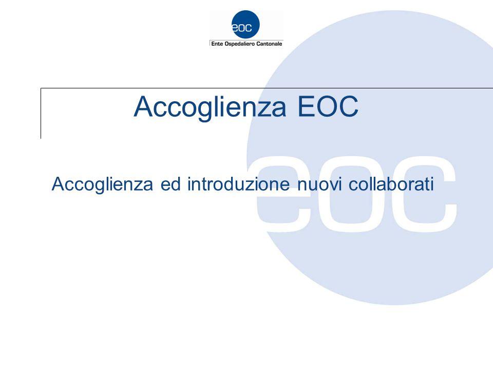 Accoglienza ed introduzione nuovi collaborati