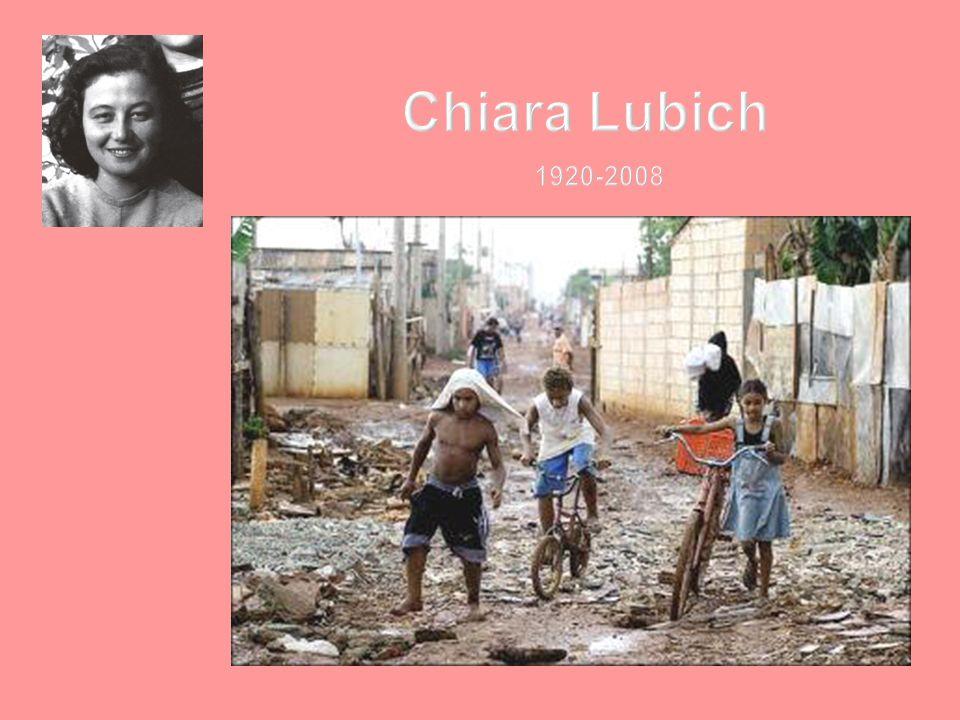 Chiara Lubich 1920-2008