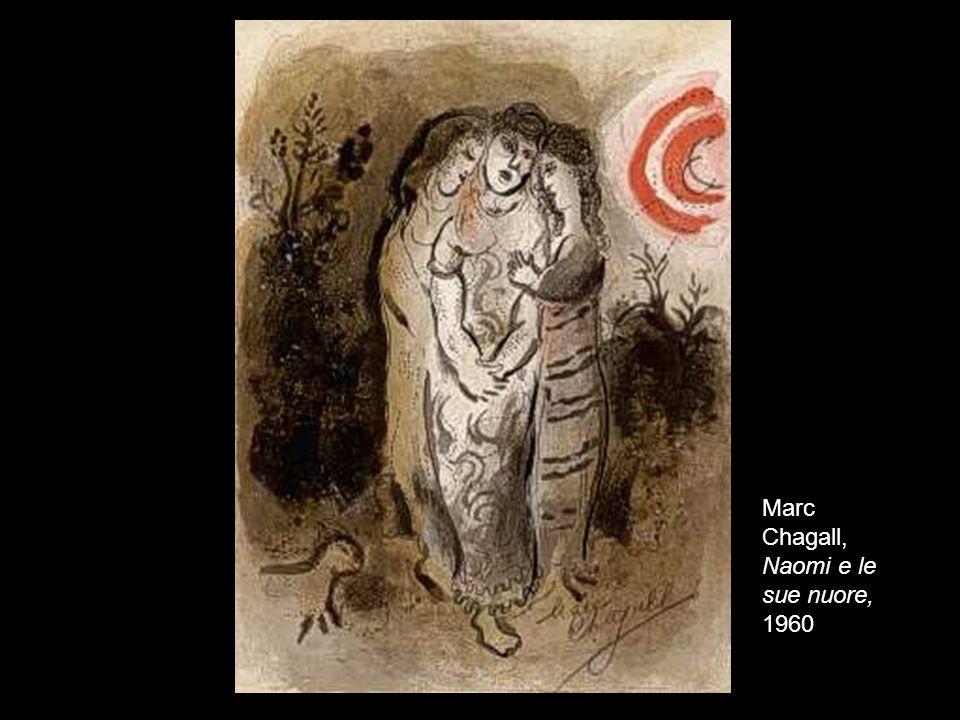 Marc Chagall, Naomi e le sue nuore, 1960