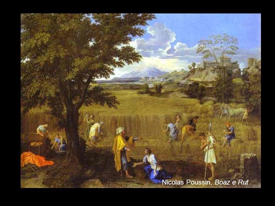 Nicolas Poussin, Boaz e Rut