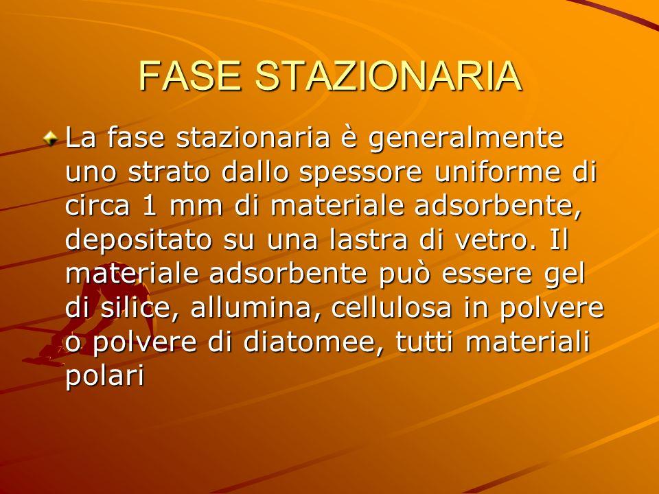 FASE STAZIONARIA