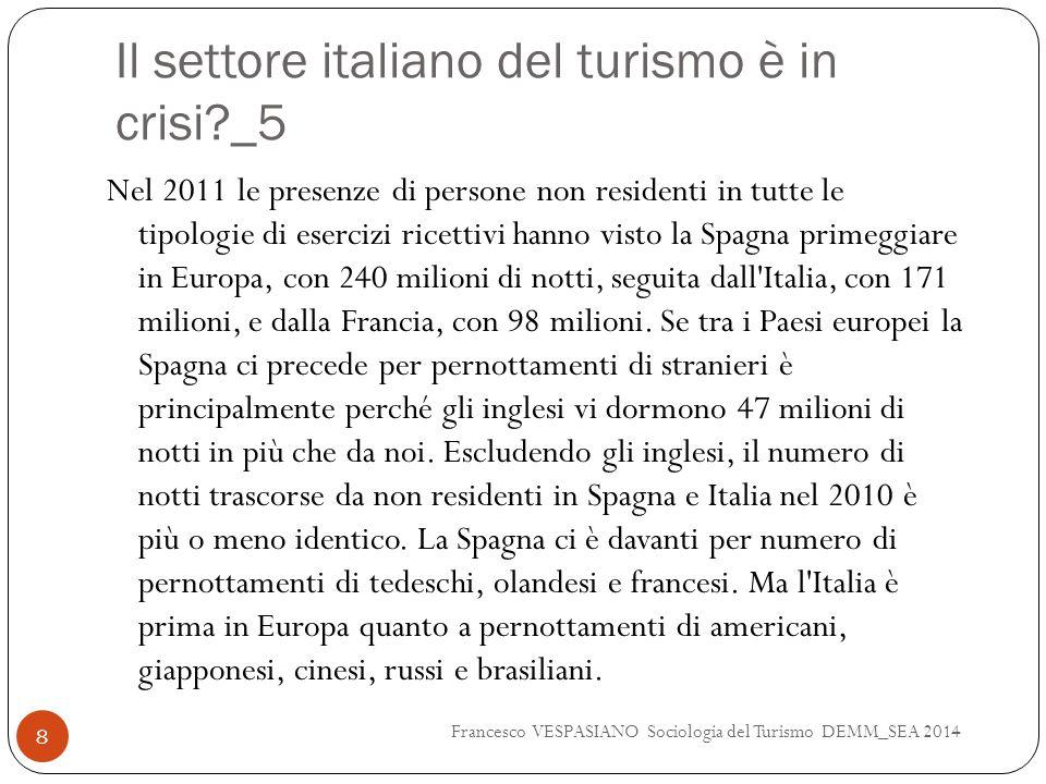 Il settore italiano del turismo è in crisi _5