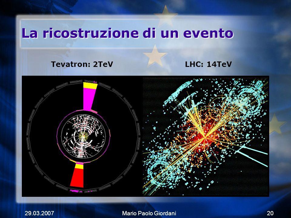 La ricostruzione di un evento
