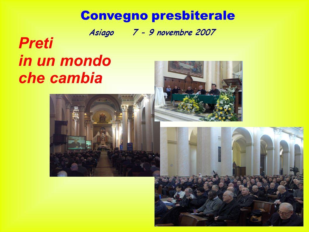 Convegno presbiterale