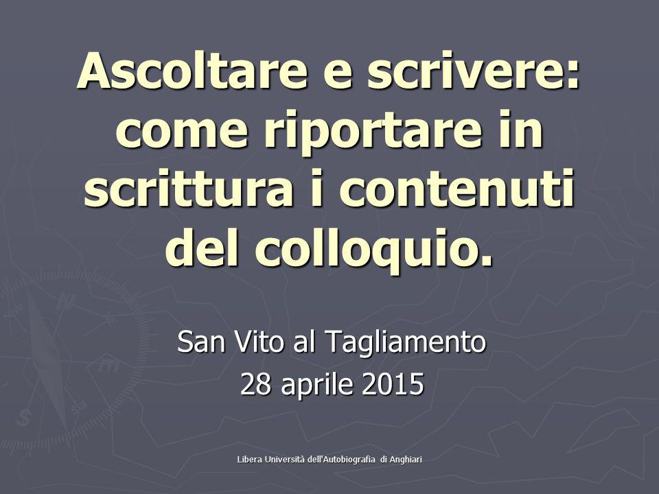 San Vito al Tagliamento 28 aprile 2015