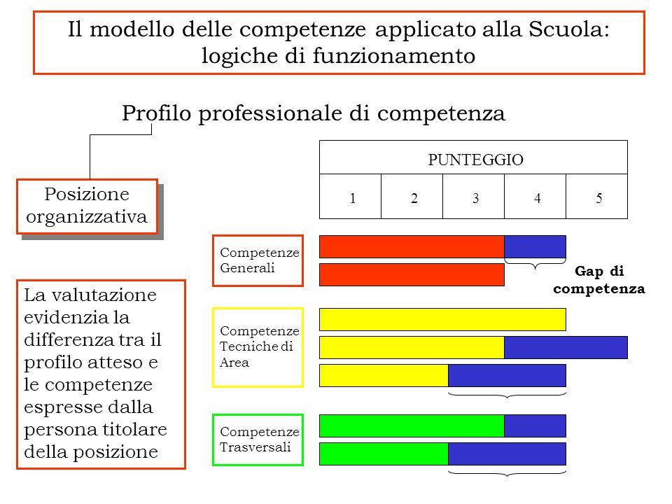 Profilo professionale di competenza