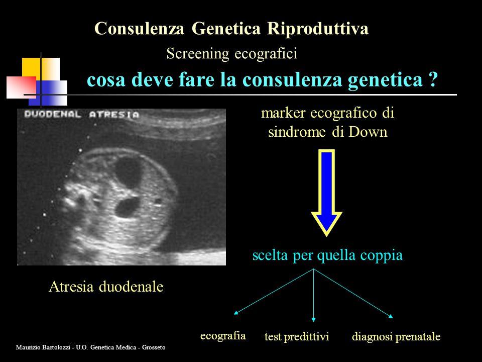cosa deve fare la consulenza genetica