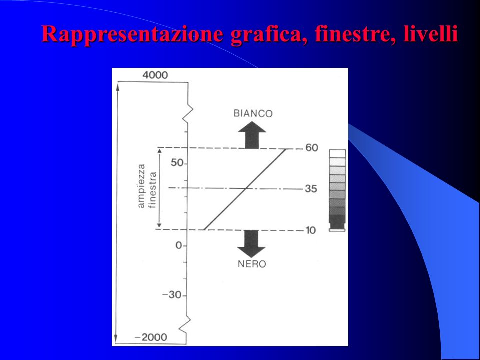 Rappresentazione grafica, finestre, livelli