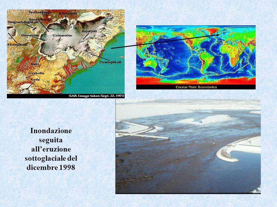 Inondazione seguita all'eruzione sottoglaciale del dicembre 1998