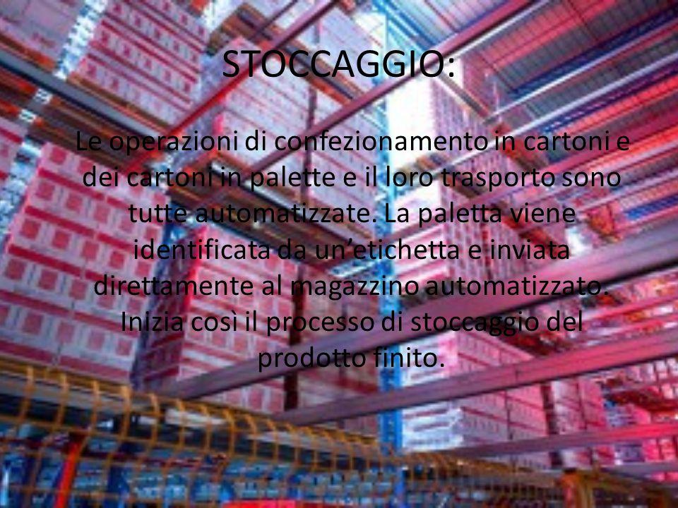 STOCCAGGIO: